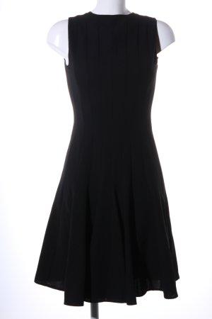 Akris Sukienka koktajlowa czarny W stylu biznesowym