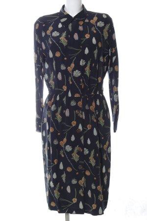 Akris Midi-jurk bloemenprint zakelijke stijl