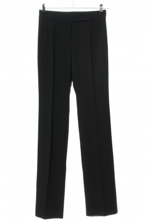 Akris punto Pleated Trousers black business style