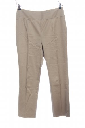Akris punto High Waist Trousers light grey business style