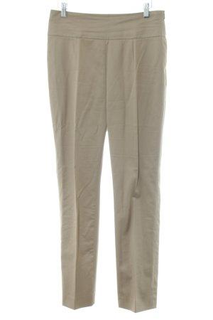 Akris punto Spodnie materiałowe nude Elegancki