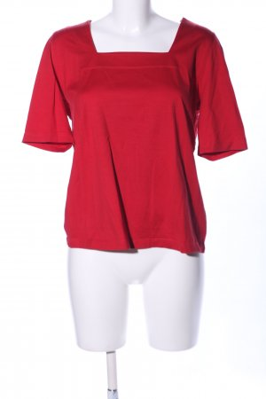 Akris punto T-Shirt rot Business-Look