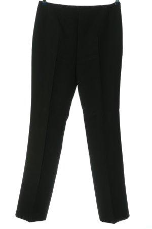 Akris Stoffen broek zwart zakelijke stijl