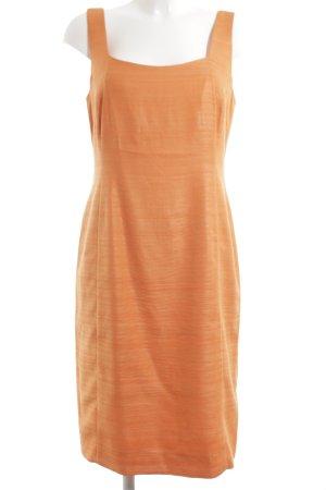Akris Overgooier licht Oranje elegant