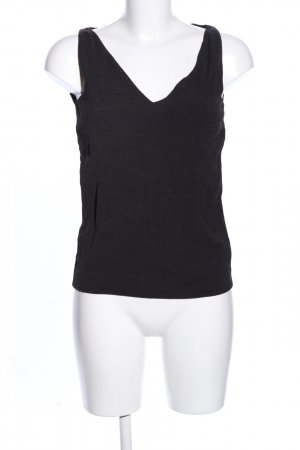 Akris Top de tirantes negro look casual