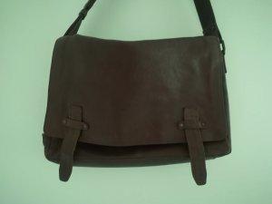 Portobello Porte-documents brun cuir