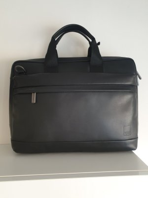 Aktentasche, Brieftasche Knomo London. Leder . 37 x 27 x 7,7 cm