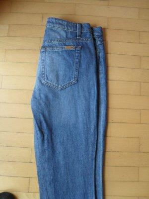 Joe's jeans Straight Leg Jeans dark blue cotton