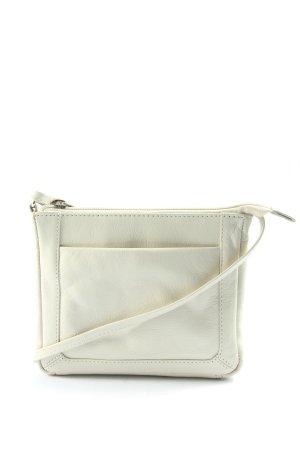 AL Mini Bag white casual look