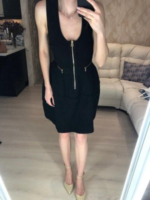 Alaïa Midi Dress black