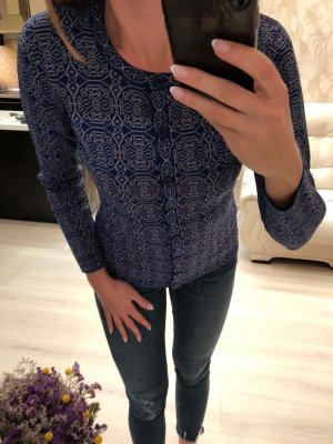 Alaïa Pull tricoté multicolore
