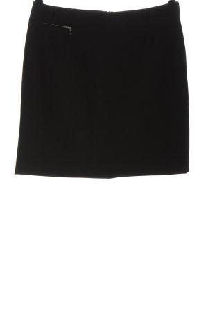 Alain Manoukian Minigonna nero elegante