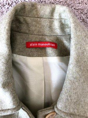 Alain Manoukian Blazer en laine gris vert laine