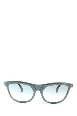 Alain Mikli eckige Sonnenbrille