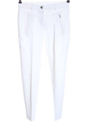 Alba Moda 7/8 Length Trousers white business style