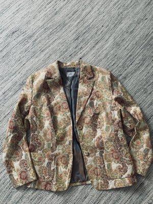 Alba Moda Jersey blazer wit