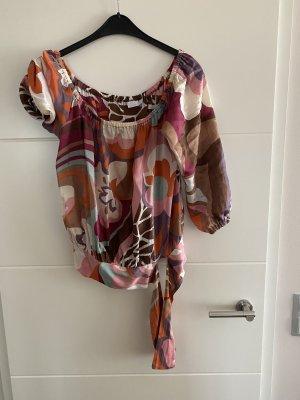 Alba Moda Silk Blouse multicolored