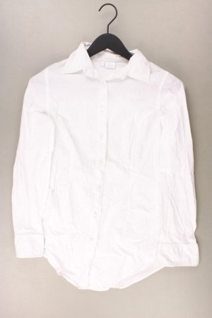 Alba Moda Blouse natural white cotton