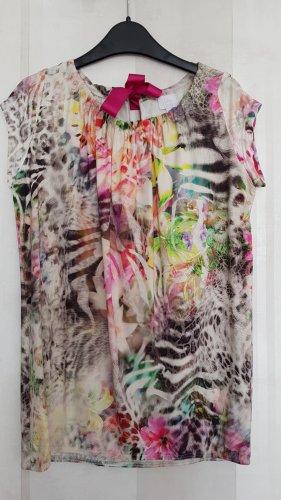 Alba Moda Camisa de mujer multicolor