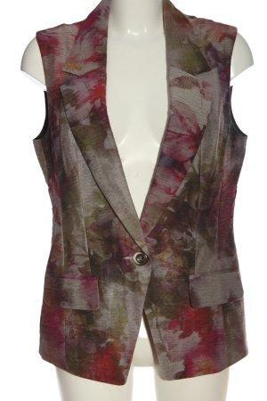 Alba Moda Blouse Jacket allover print casual look