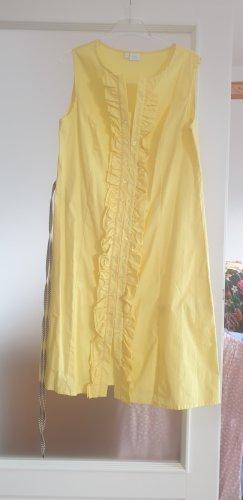 Alba Moda Blusenkleid gelb