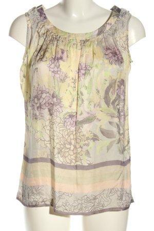 Alba Moda Blusa motivo floreale stile casual