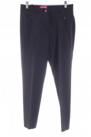 Alba Moda Pleated Trousers black business style
