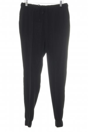 Alba Moda Pleated Trousers black casual look