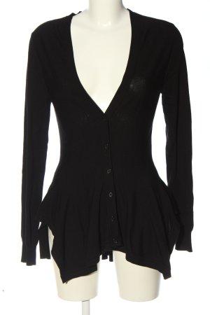 Alba Moda Cardigan black casual look