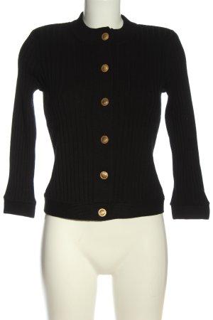 Alba Moda Cardigan nero stile casual