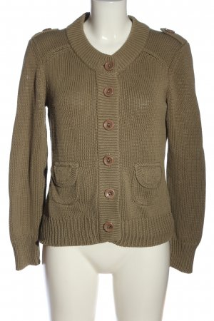 Alba Moda Cardigan marrone stile casual
