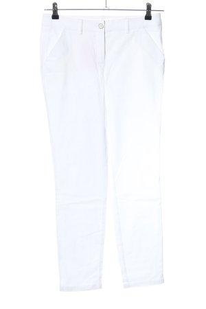Alba Moda Chinos white casual look