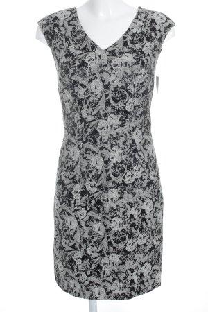 Alba Moda Sukienka etui Wzór w kwiaty W stylu biznesowym