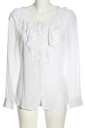 Alba Moda Shirt Blouse white casual look
