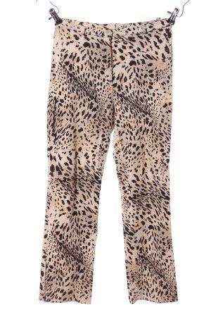 Alba Moda High Waist Trousers allover print casual look