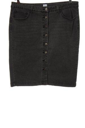 Alba Moda Spódnica z wysokim stanem jasnoszary W stylu casual