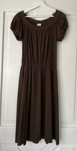 Alba Moda Kleid Braun 36 Shirtkleid