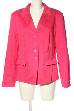 Alba Moda Korte blazer roze zakelijke stijl