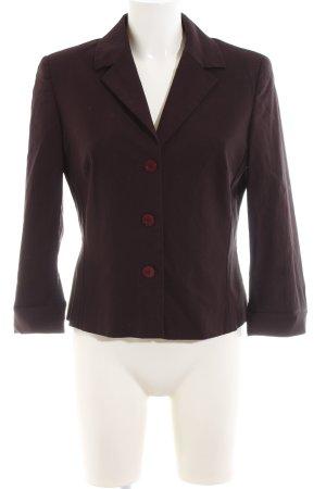 Alba Moda Korte blazer bruin zakelijke stijl
