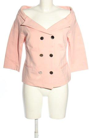 Alba Moda Krótka marynarka różowy Elegancki