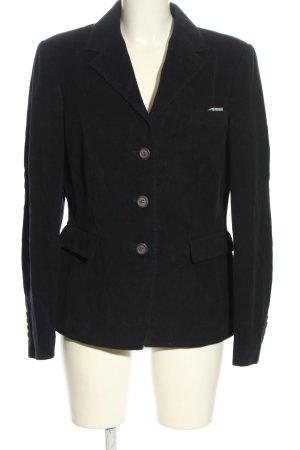 Alba Moda Korte blazer zwart zakelijke stijl