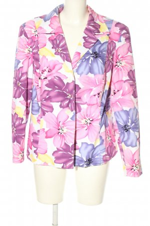 Alba Moda Korte blazer volledige print casual uitstraling