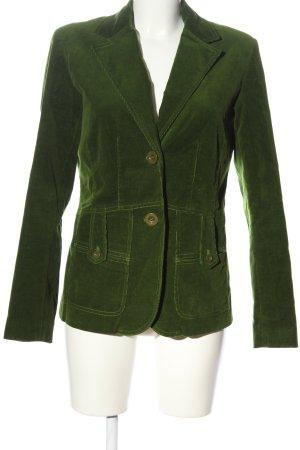 Alba Moda Korte blazer khaki casual uitstraling