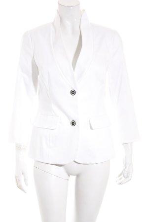 Alba Moda Korte blazer wit elegant