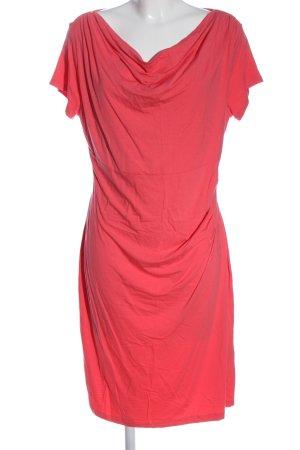 Alba Moda Shortsleeve Dress pink casual look