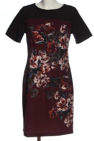 Alba Moda Shortsleeve Dress allover print casual look