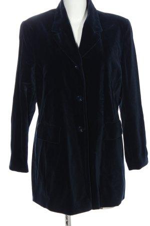 Alba Moda Manteau court bleu style décontracté