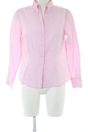 Alba Moda Langarmhemd pink Business-Look