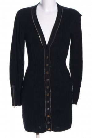 Alba Moda Lange Jacke schwarz Casual-Look
