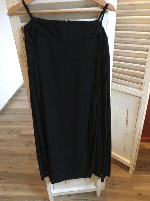 Alba Moda Falda cruzada negro